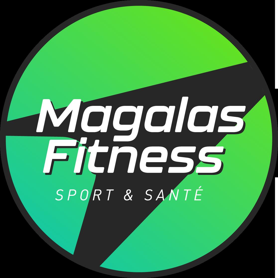Salle sport Magalas – Magalas Fitness Logo